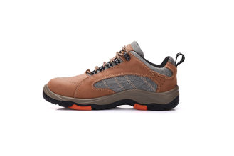 China Waterproof Rubber Safety Shoes Steel Toe 1100 Newtons Low Cut Steel Toe Shoes supplier