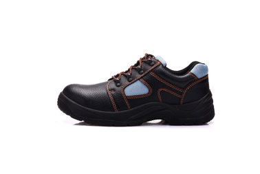 China Embossed Cow Leather  Executive Safety Shoes Oil Resistance For Women / Men supplier