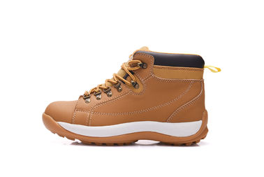 China Toe Protection Waterproof Safety Shoes Alkali Resistant For Construction supplier