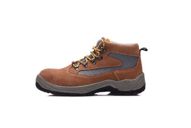 China Protect Toe Anti Puncture Heat Resistant Safety Shoes For Construction Worker supplier