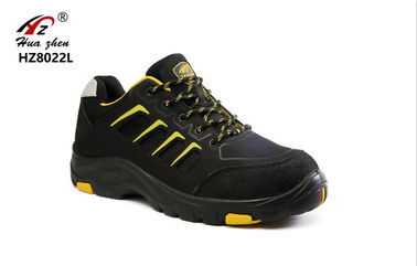 China Sport Style Oil Resistant Work Safety Shoes Punture Resistant For Construction supplier