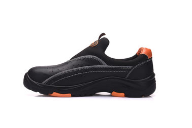 China Smooth Waterproof Safety Shoes Cambrelle Lining Steel Industry Footwear factory