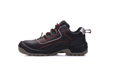China Breathable Lining Waterproof Safety Shoes Smash / Acid Resistant EVA Footbed factory