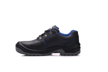 China Factory Workers Industrial Safety Shoes Oil Resistant Leather Upper Material distributor
