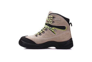 China Yellow Non Smash Army Safety Shoes Light Weight SRC Toe Protection For Military distributor