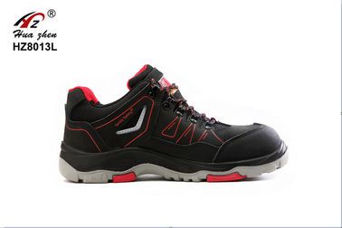 China Alkali Resistant Rubber Safety Shoes Anti Inpact 200J For Europe Market factory